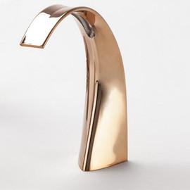 Taj Mini miedź - Kartell - lampa biurkowa