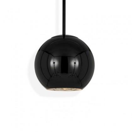 Copper Round czarny - Tom Dixon - lampa wisząca - MSS02RBKEU - tanio - promocja - sklep