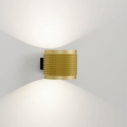 Orbit Punk LED 927 DIM8 złoty - Delta Light - kinkiet - 2710892ED8GCB - tanio - promocja - sklep
