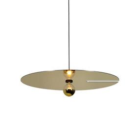 Mirro 3.0 złoty - Wever & Ducré - lampa wisząca