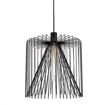 Wiro 3.8 czarny - Wever & Ducré - lampa wisząca - 209300B0 - tanio - promocja - sklep