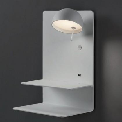 Beddy A/04 biały - Bover - kinkiet - 23606020106 - tanio - promocja - sklep