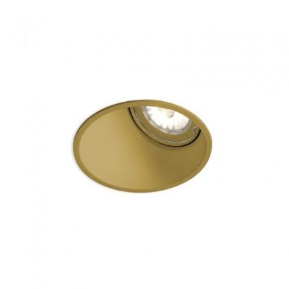 Deep Asym 1.0 LED złoty - Wever & Ducré - oprawa wpuszczana - 112461G3 - tanio - promocja - sklep