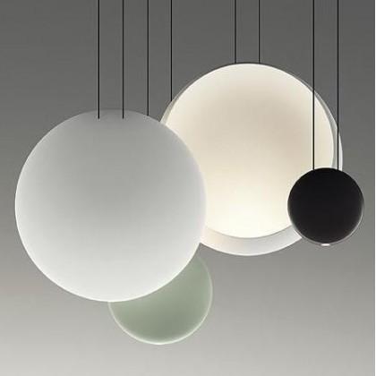 Cosmos 2516 oliwa - Vibia - lampa wisząca - 2516621A - tanio - promocja - sklep