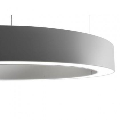 Golden Ring 180 biały - Panzeri - lampa wisząca - L081011800102 - tanio - promocja - sklep