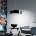 Elea S/55 Led biały - Bover - lampa wisząca