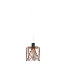Wiro 1.8 brązowy - Wever & Ducré - lampa wisząca