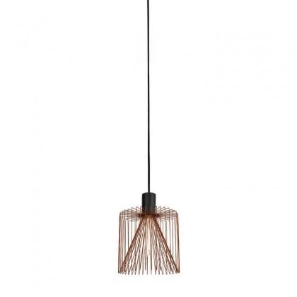 Wiro 1.8 brązowy - Wever & Ducré - lampa wisząca - 2092E0V0 - tanio - promocja - sklep