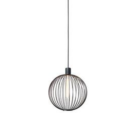 Wiro Globe 4.0 czarny - Wever & Ducré - lampa wisząca