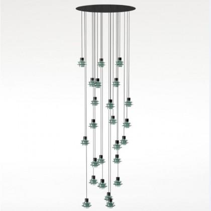 Drop S24 zielony - Bover - lampa wisząca - 2592421058 - tanio - promocja - sklep