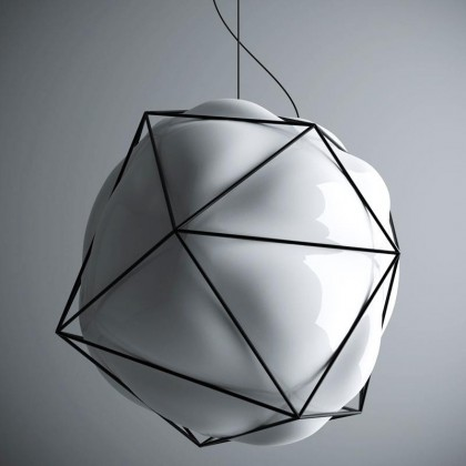 Semai SP 40 biały - Vistosi - lampa wisząca - SPSEMAIBCNE - tanio - promocja - sklep
