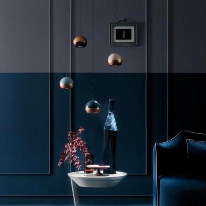 POP BonBon niebieski - Oty light - lampa wisząca - 3BBC22SBC - tanio - promocja - sklep