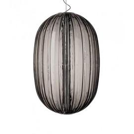 Plass jasny szary - Foscarini - lampa wisząca
