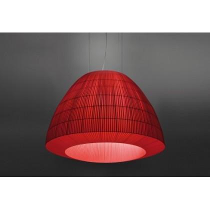 Bell 60 czerwony - Axo Light - lampa wisząca - SPBELL60E27RS - tanio - promocja - sklep
