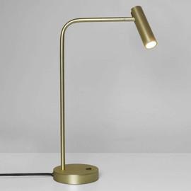 Enna Desk złoty - Astro - lampa biurkowa