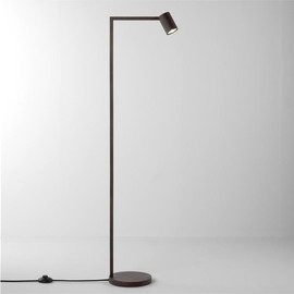 Ascoli mosiądz - Astro - lampa podłogowa