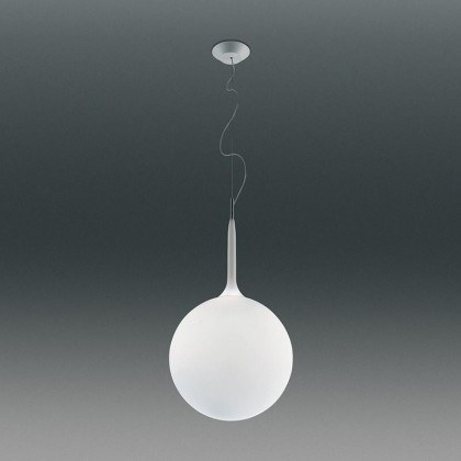 Castore 42 biały - Artemide - lampa wisząca - 1051010A - tanio - promocja - sklep