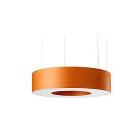 Saturnia SM pomarańczowy - Luzifer LZF - lampa wisząca