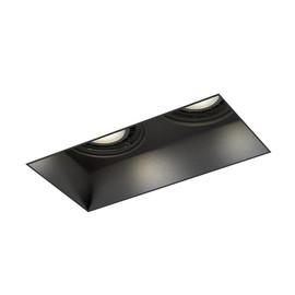 Strange 2.0 LED czarny - Wever & Ducré - oprawa wpuszczana