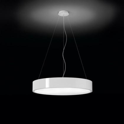 Elea 85 biały - Bover - lampa wisząca - 410332401 - tanio - promocja - sklep