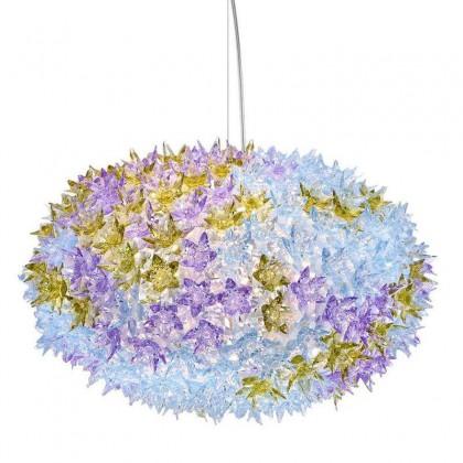 Bloom S2 fioletowy - Kartell - lampa wisząca - 9260LV - tanio - promocja - sklep