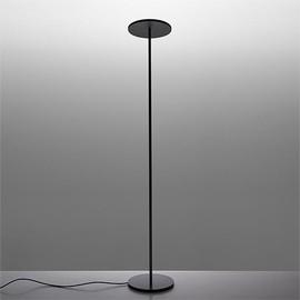 Athena czarny - Artemide - lampa podłogowa