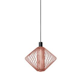 Wiro Diamond 1.0 miedź - Wever & Ducré - lampa wisząca