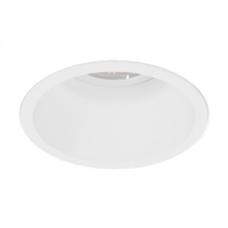 Deeper IP44 1.0 LED biały - Wever & Ducré - oprawa wpuszczana