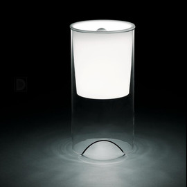 Aoy przezroczysty - Flos - lampa biurkowa