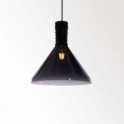 Miles C1 Smoke materiał glas - Delta Light - lampa wisząca - 239110000B - tanio - promocja - sklep