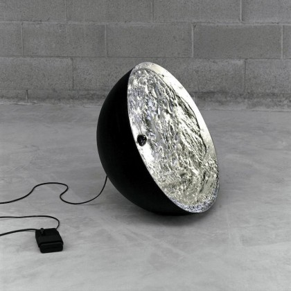 Stchu-moon 01 srebrny - Catellani & Smith - lampa podłogowa - T30GY - tanio - promocja - sklep