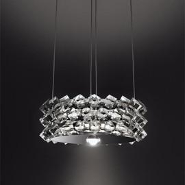 Collier by przezroczysty - Cini&Nils - lampa wisząca