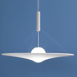 Manto 180 jasny szary - Axo Light - lampa wisząca
