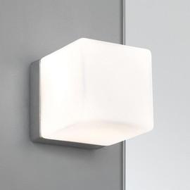 Cube biały - Astro - kinkiet