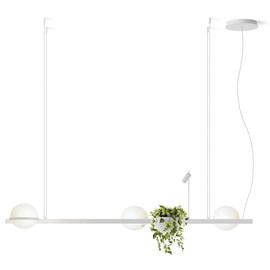 Palma 3736 biały - Vibia - lampa wisząca