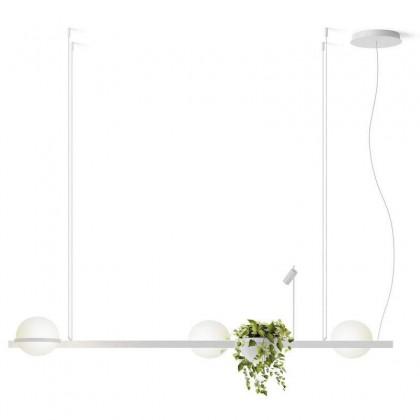 Palma 3736 biały - Vibia - lampa wisząca - 3736931A - tanio - promocja - sklep