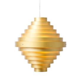 J.J.W 05 G złoty - Wever & Ducré - lampa wisząca