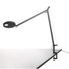 Demetra ciemny szary - Artemide - lampa biurkowa