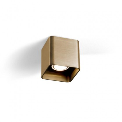 Docus 1.0 LED złoty - Wever & Ducré - spot - 146364G4 - tanio - promocja - sklep