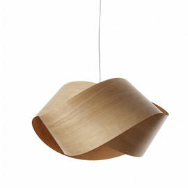 Nut 21 materiał hout + fineer - Luzifer LZF - lampa wisząca