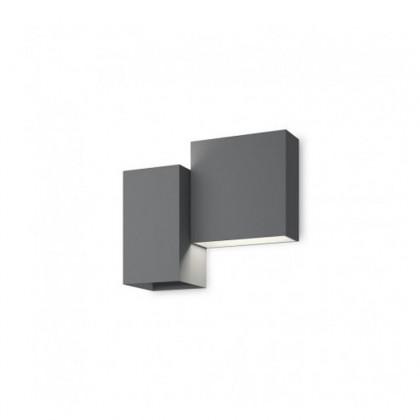 Structural 2602 ciemny szary - Vibia - kinkiet - 26022123 - tanio - promocja - sklep