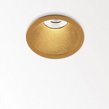 Mini Deep Ringo 93040 MMAT złoty - Delta Light - oprawa wpuszczana - 415121933MMAT - tanio - promocja - sklep