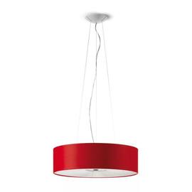 Skin 100 czerwony - Axo Light - lampa wisząca