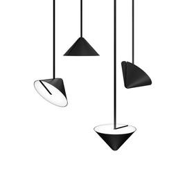 NOD czarny - XAL - lampa wisząca