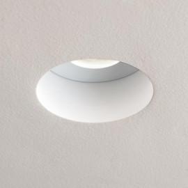 Trimless LED Fire Rated Round biały - Astro - oprawa wpuszczana