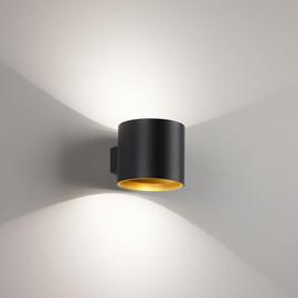 Orbit LED 927 DIM8 czarny - Delta Light - kinkiet
