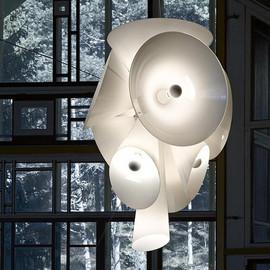 Nebula biały - Flos - lampa wisząca