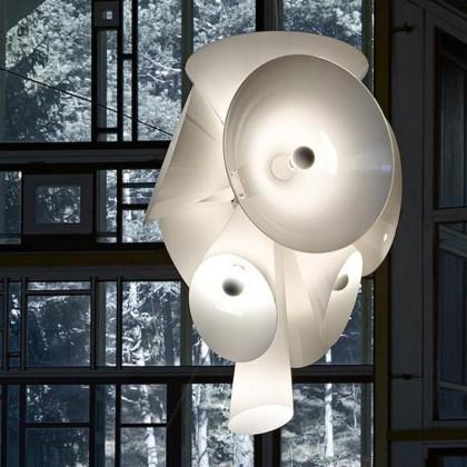 Nebula biały - Flos - lampa wisząca - F4550009 - tanio - promocja - sklep