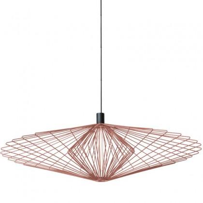 Wiro Diamond 3.0 miedź - Wever & Ducré - lampa wisząca - 2293E0P0 - tanio - promocja - sklep