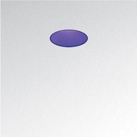 Tagora Recessed 270 LED 33° niebieski - Artemide - oprawa wpuszczana